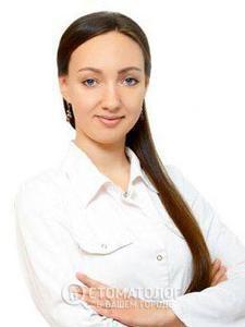 Тимченко Анна Павловна
