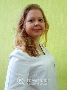 Тимощук Юлия Олеговна