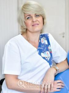 Титаренко Елена Ивановна