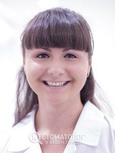 Трубчинская Оксана Михайловна