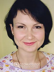 Волохович Елена Геннадьевна