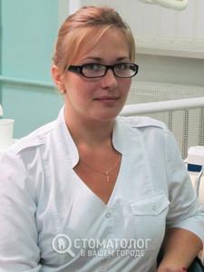 Волынец Диана Николаевна