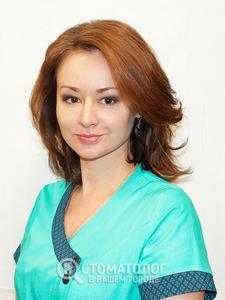 Войченко Ирина Александровна