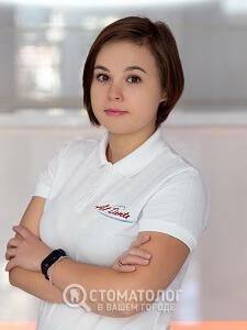 Выхристюк Антонина Владимировна