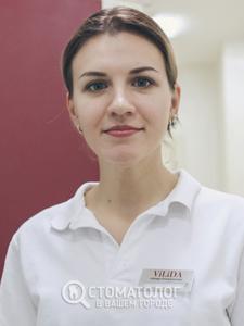Ярыгина Жанна Герасимовна