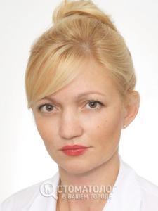 Ясинская Елена Владимировна