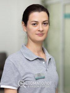 Юхименко Татьяна Ивановна