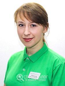 Залищук (Ежова) Екатерина Викторовна