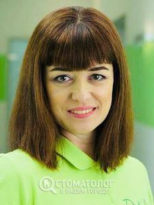 Здоровик Инна Юрьевна