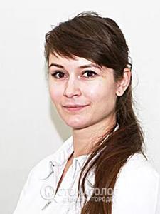 Жогина Елизавета Георгиевна
