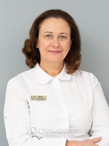 Журба Наталия Олеговна