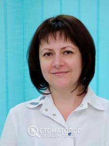 Журба Юлия Владимировна
