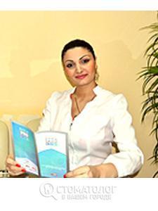 Абрамян Алина Альбертовна