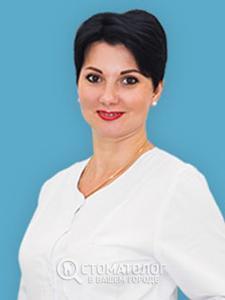 Абрамян Ирина Павловна
