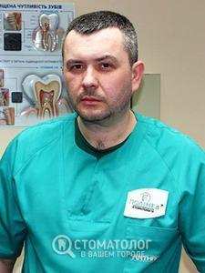 Агафонов Игорь Владимирович