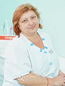 Алиева Лариса Леонидовна