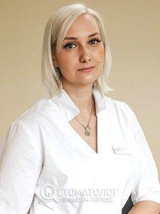 Андзешина Маргарита Владимировна