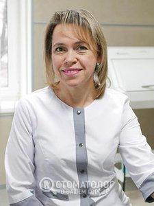Аносова Светлана Александровна