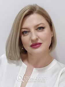 Антонив Лилиана Петровна