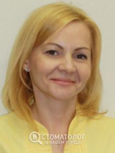 Антощук Леся Викторовна