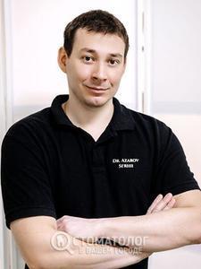 Азаров Сергей Александрович