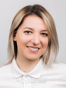 Багинская-Кривобок Виктория Николаевна