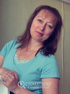 Баковская (Холдина) Вита Николаевна