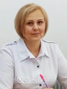 Бакуринская Елена Александровна