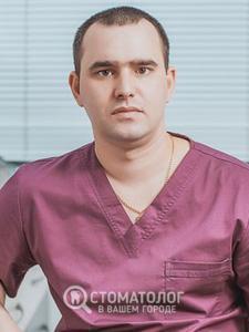 Баранов Дмитрий Михайлович