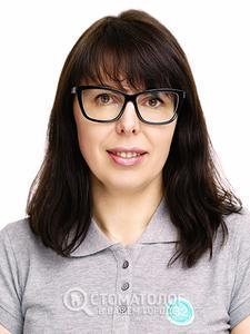 Баранова (Вишняк) Юлия Леонидовна