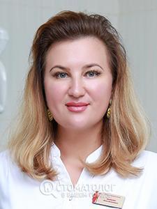 Баркова Юлия Васильевна