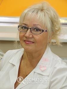 Белоножко Валентина Андреевна