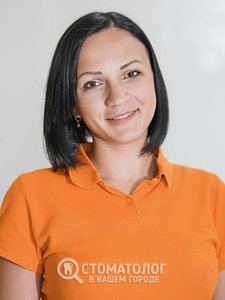 Белоус (Страшок) Юлия Олеговна