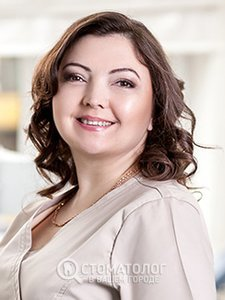 Белова Анна Геннадьевна
