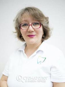 Беляева Марина
