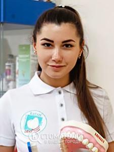 Бень Анна Алексеевна