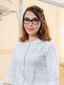 Березий Екатерина Андреевна