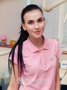 Березий Юлия Николаевна