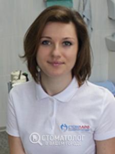 Безпалая Оксана Леонидовна