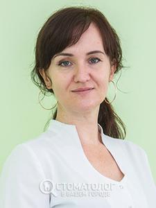Безридна Анна Михайловна