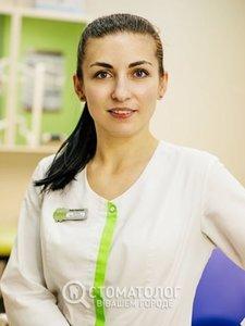 Билан Алена Валерьевна