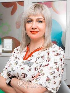 Бондаренко Марина Сергеевна