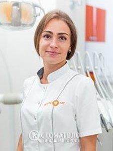 Бовт Юлия Александровна