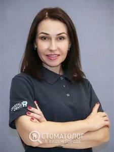 Будкова Елена Анатольевна