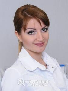Бутенко Инга Викторовна