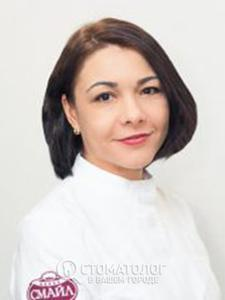 Чепинская Лариса Владимировна
