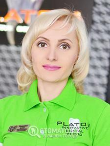 Чепурная Ирина Владимировна