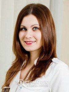 Черненька Юлия Олеговна