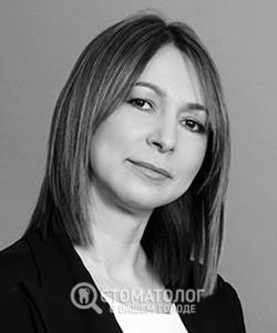 Дахно Лариса Александровна