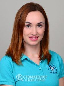 Данылив Оксана Дмитриевна